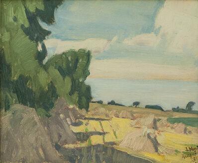 JEH MacDonald, 'Wheatfield, Thornhill'