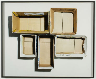 Annika von Hausswolff, 'Untitled (horizontal box)', 2008