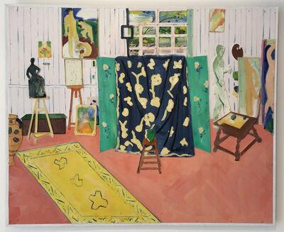 Timothy Woodman, 'Henri Matisse, The Pink Studio, 1911', 2013