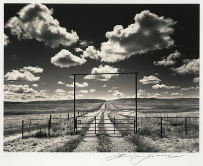 Roman Loranc, 'Private Road with Clouds', 1993