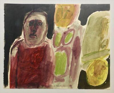Betty Goodwin, 'HOMMAGE TO BECKETT ', 1965