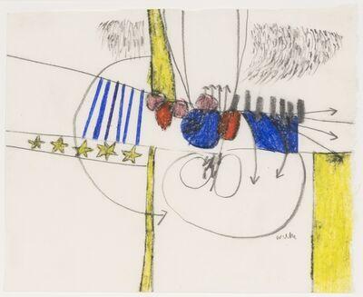Hannah Wilke, 'Untitled', 1966