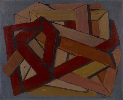 Pompeo Borra, 'Composizione Atratta', 1935-1936
