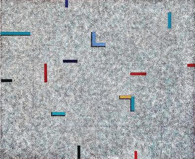 Gene Johnson, 'Master Puzzle', 2020