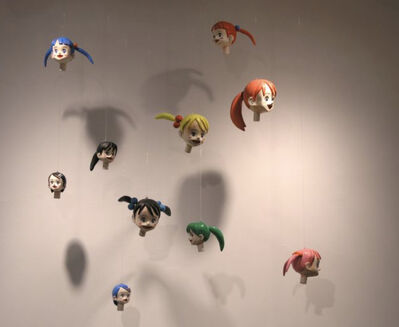 Mr., 'Heads (Set of 10 Heads)', 2003