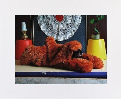 Thorsten Brinkmann, 'Ern del Bär - Ernie, Portraits of a Studiodog', 2011