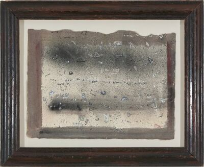 Mark Tobey, 'Ohne Titel ', 1954