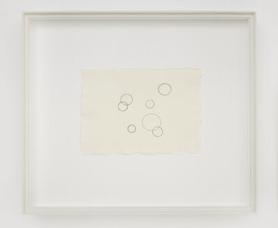 Mona Hatoum, 'Composition with Circles I', 2018