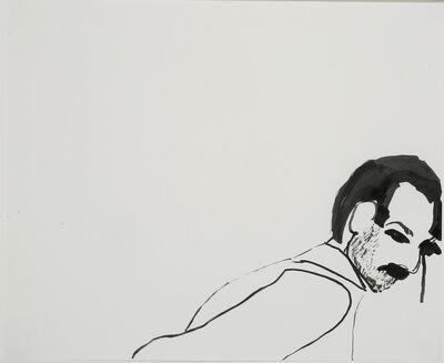 Ofri Cnaani, 'Under arrest IV', 2004