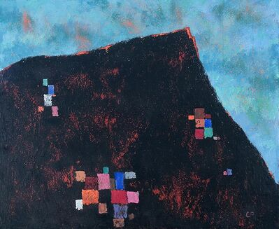 Carlos Pellicer, 'Volcán contento', 2009