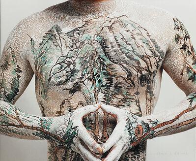 Huang Yan, 'Tattoo Landscape', 1999