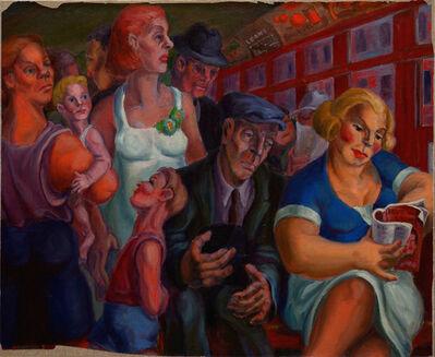 Frederick Hagan, 'Streetcar', 1939