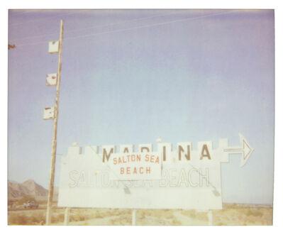 Stefanie Schneider, 'Salton Sea Marina (California Badlands)', 2016
