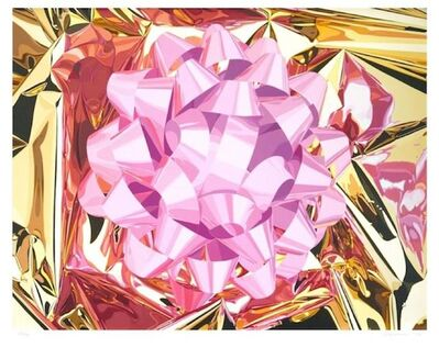 Jeff Koons, 'Pink Bow', 2013