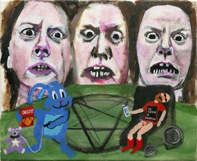 Huey Crowley, 'Crackpipe Whiplash', 2018