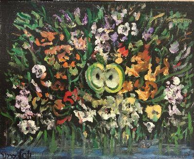 Yosl Bergner, 'Swamp flowers', 2014