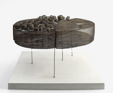 Günter Haese, 'Nach dem Regen III (After the Rain III)', 1968