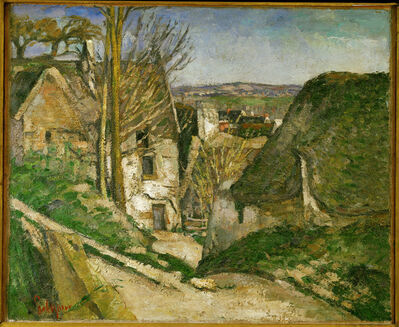 Paul Cézanne, 'The House of the Hanged Man', 1873