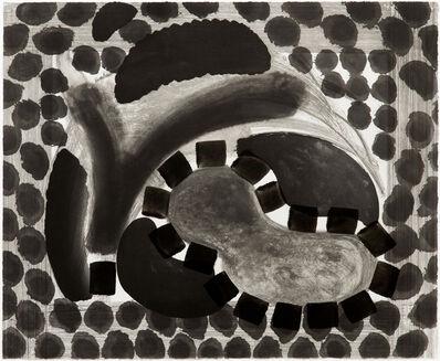 Howard Hodgkin, 'David's Pool at Night', 1979-1985