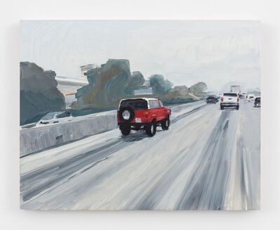 Jean-Philippe Delhomme, 'Highway day', 2019