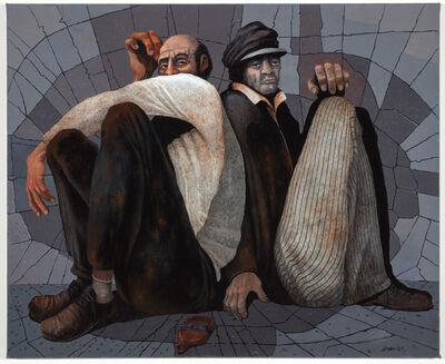 Rolland Golden, 'The Web', 2012