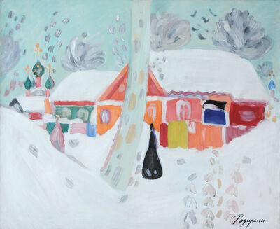 Victor Razgulin, 'Winter Landscape', 2004