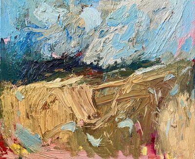 Paul Wadsworth, 'Fields Of Wind Blown Grass', 2020