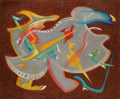 Rolph Scarlett, 'Shulim', ca. 1945