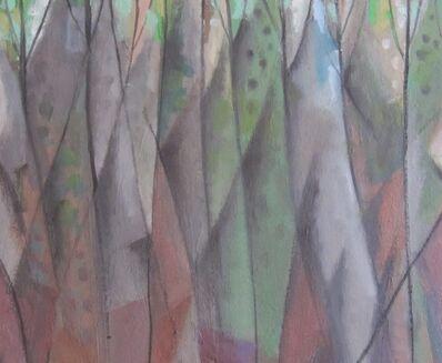 Ed Miliano, 'Avignon Woods II', 2015