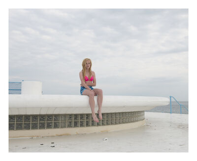 Michelle Sank, 'Georgia, Havre des Pas Swimming Pool, St Clement, Jersey', ca. 2013