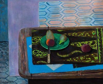 Roger Chapelain-Midy, 'L'assiette verte', 1976