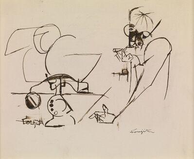 Léonard Tsugouharu Foujita, 'Cubist Composition', n/a