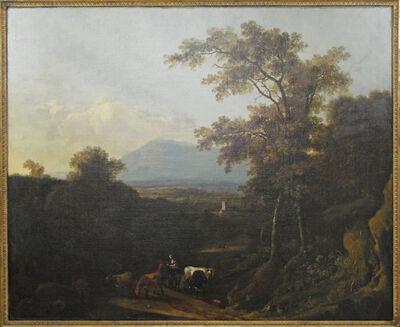 Anonymous, 'Flemish landscape', 18th century