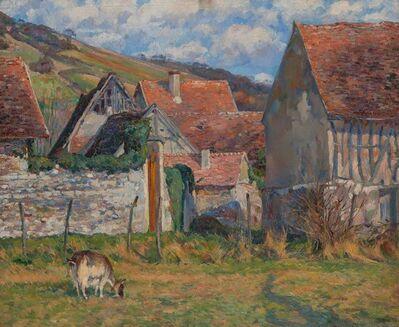 Clarence Raymond Johnson, 'The Farm'