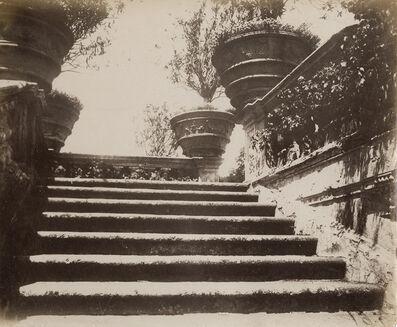 Filippo Belli (attributed to), 'Rome - Villa Doria Pamphili', 1890c/1890c