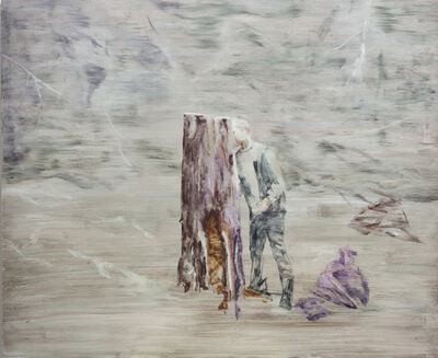 Susanne Johansson, 'Stubben/ The Stump', 2017
