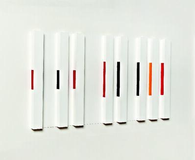 César Paternosto, 'Conjuntos Progresiones # 6', 2010