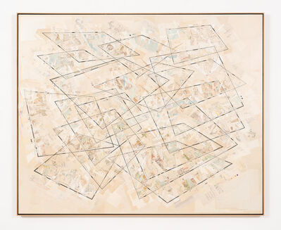 Gerhard Marx, 'Raft Cartography', 2020