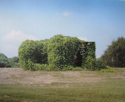 William Christenberry, 'Kudzu Devouring Building, near Greensboro, Alabama, 2004', 2004