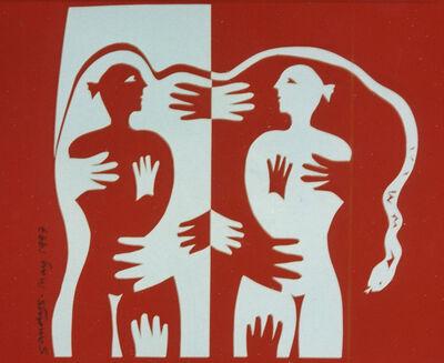 Edwina Sandys, 'Snake Handling', 1997