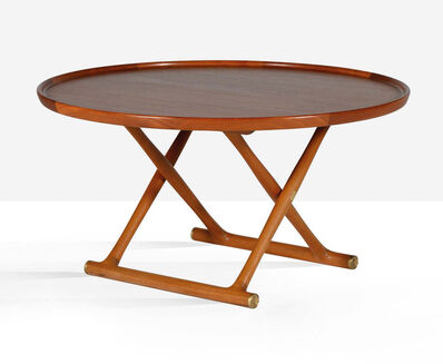 Mogens Lassen, 'Folding table', circa 1940