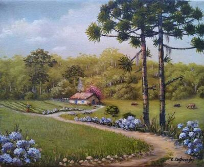Edite Osztrovszky, 'Country life', 2014