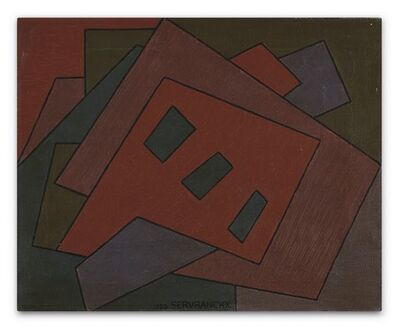 Victor Servranckx, 'Opus 29', 1923