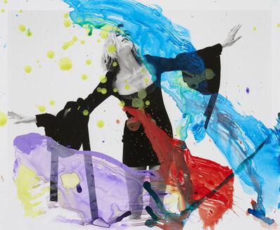 "Nobuyoshi Araki, '""Saint Laurent Shiki-in""(Color Lust)', 2017"