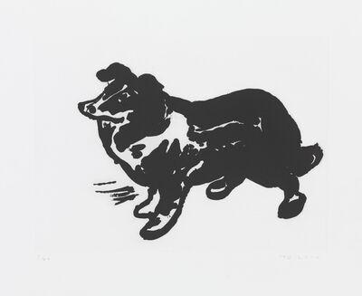 Humphrey Ocean, 'China Dog', 2010