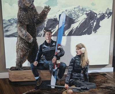 Tracy Stuckey, 'Nordic Bear'