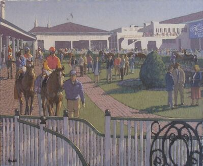 Peter Howell, 'Before the Race, Churchill Downs, Breeders' Cup 2000', 2001