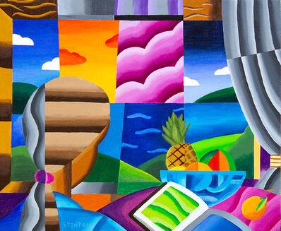 Philip Stanton, 'Window seat'