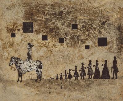 Daniel Senise, 'Parada', 1995