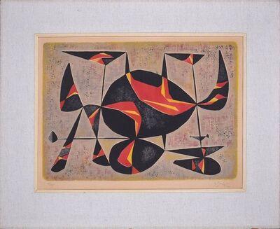 Gustave Singier, 'Veronica', 1953